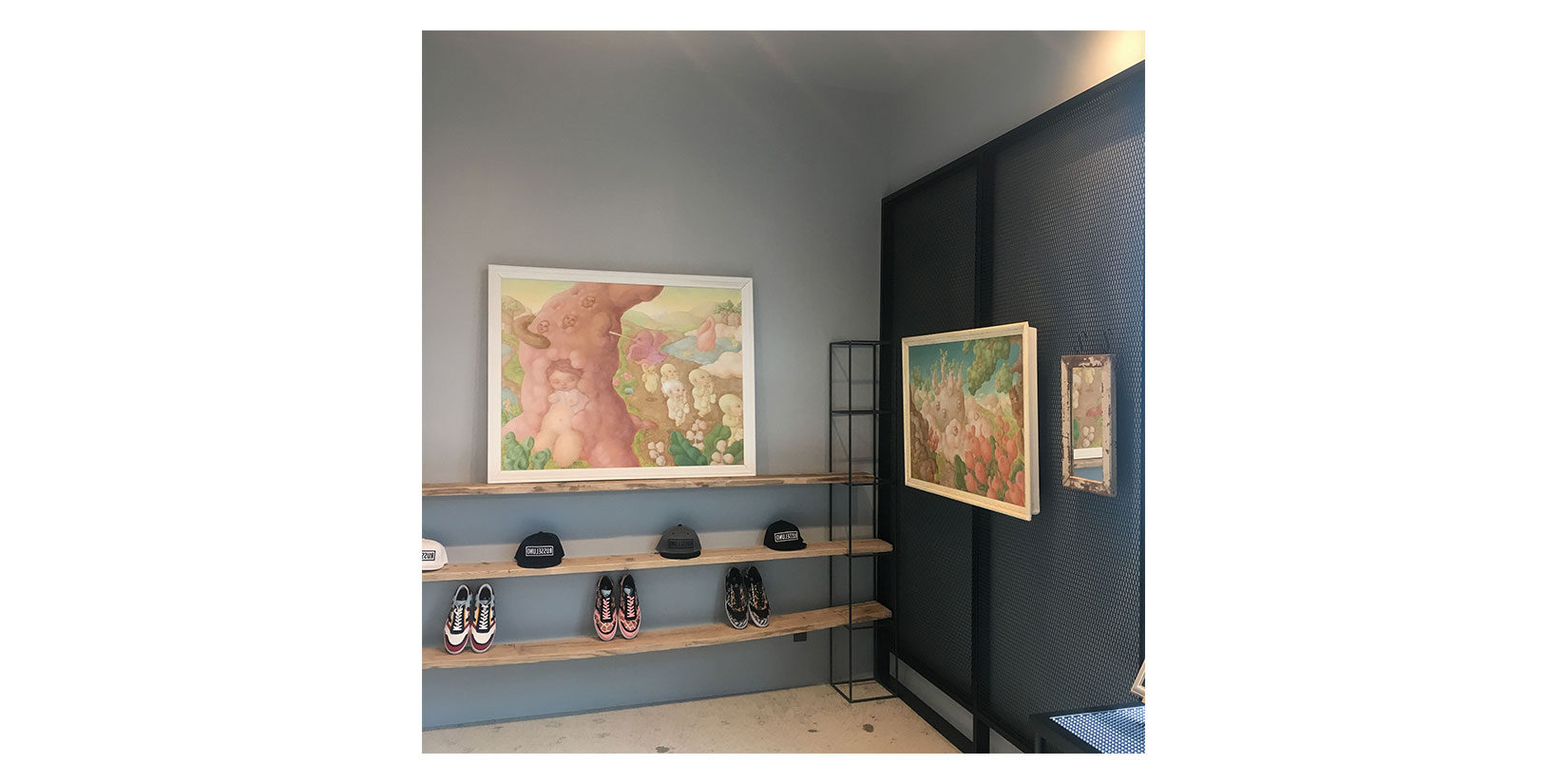 「中村まり子」作品展